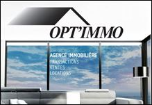 Agence immobilières OPT'IMMO