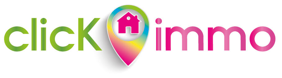 logo agence immobilière CLICK IMMO Guadeloupe