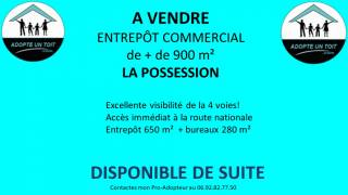 achat local d'activité à la possession (97419)