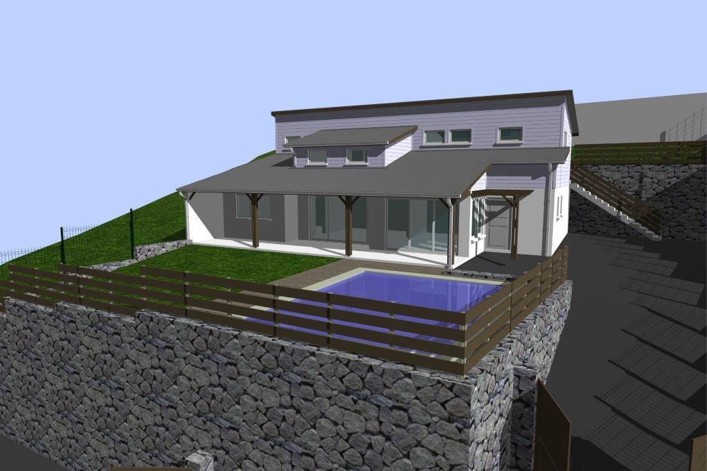 Achat maison les avirons 97425 r union sud r f 102536 173 for Achat maison sud