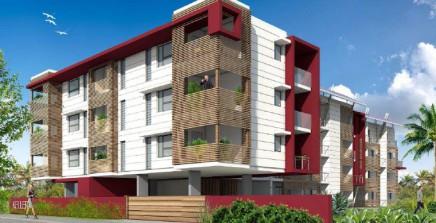 achat appartement saint denis 97400 r union nord r f 2742lka204. Black Bedroom Furniture Sets. Home Design Ideas
