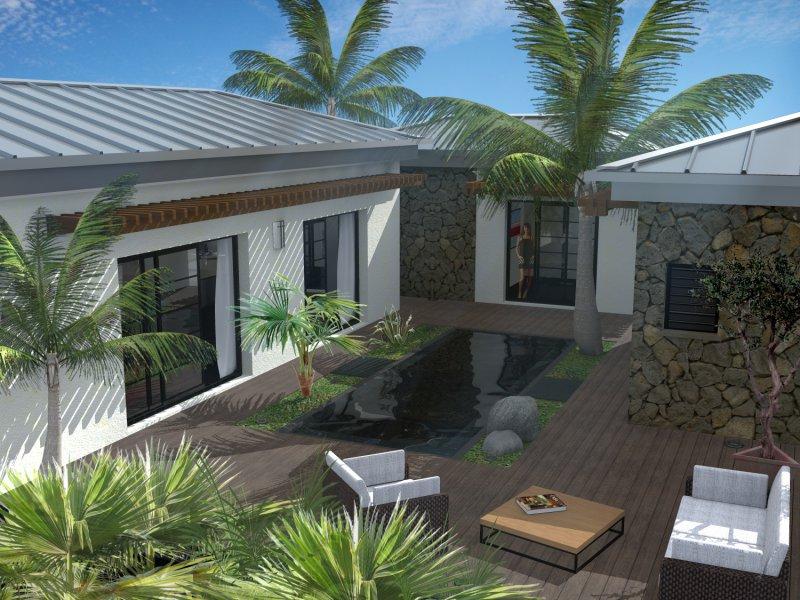 achat villa saint gilles les bains 97434 r union ouest. Black Bedroom Furniture Sets. Home Design Ideas