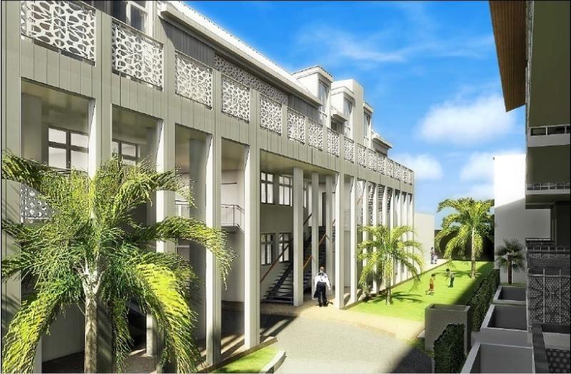 achat appartement saint denis 97400 r union nord r f 702 8. Black Bedroom Furniture Sets. Home Design Ideas