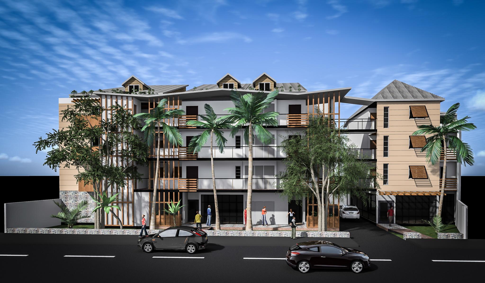 Achat appartement saint gilles les bains 97434 r union for Achat appartement dans le neuf