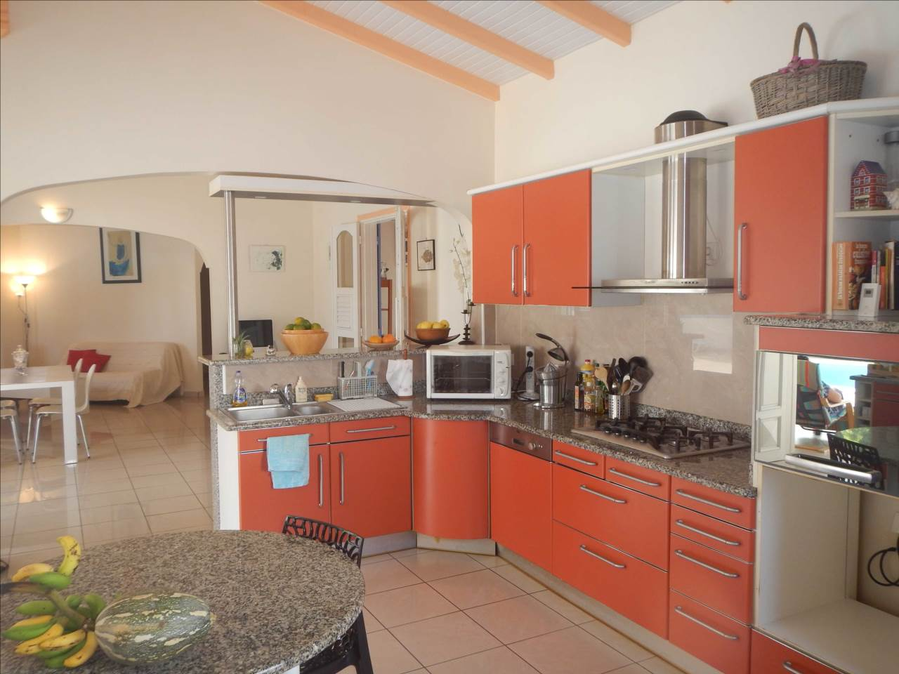 Achat maison baie mahault 97122 guadeloupe centre r f for Cuisine ouverte guadeloupe