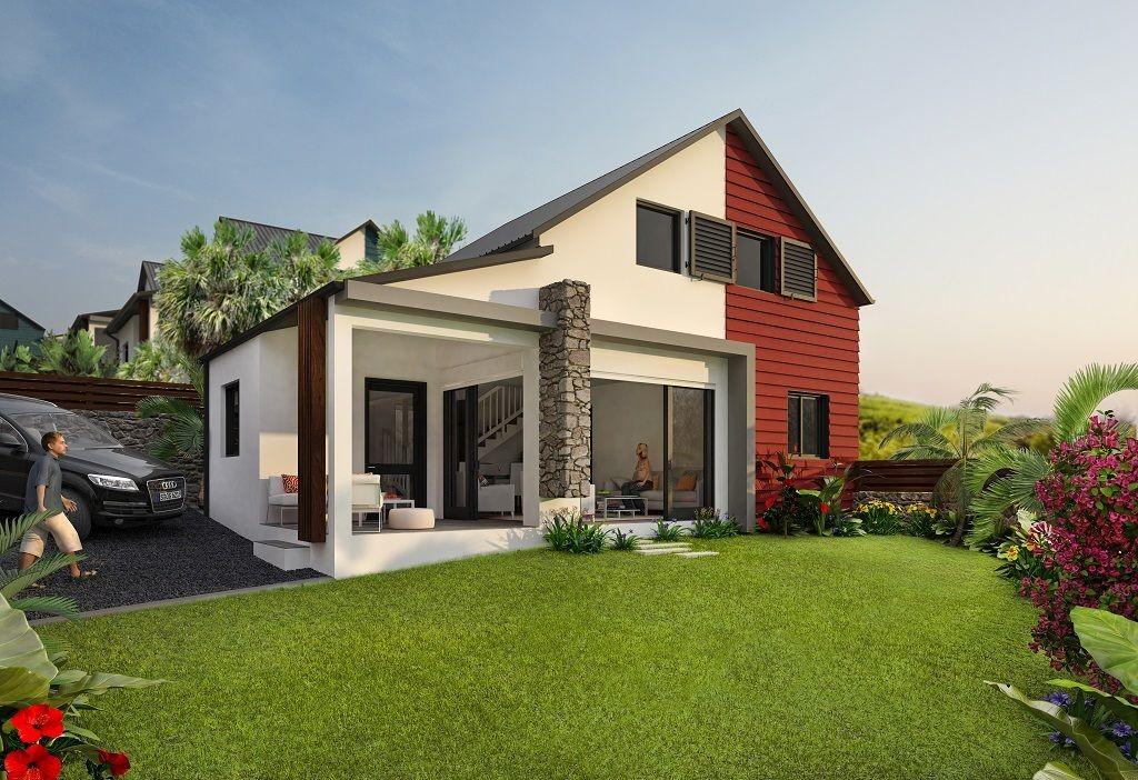 Achat maison villa trois bassins 97426 r union ouest for Achat maison programme neuf