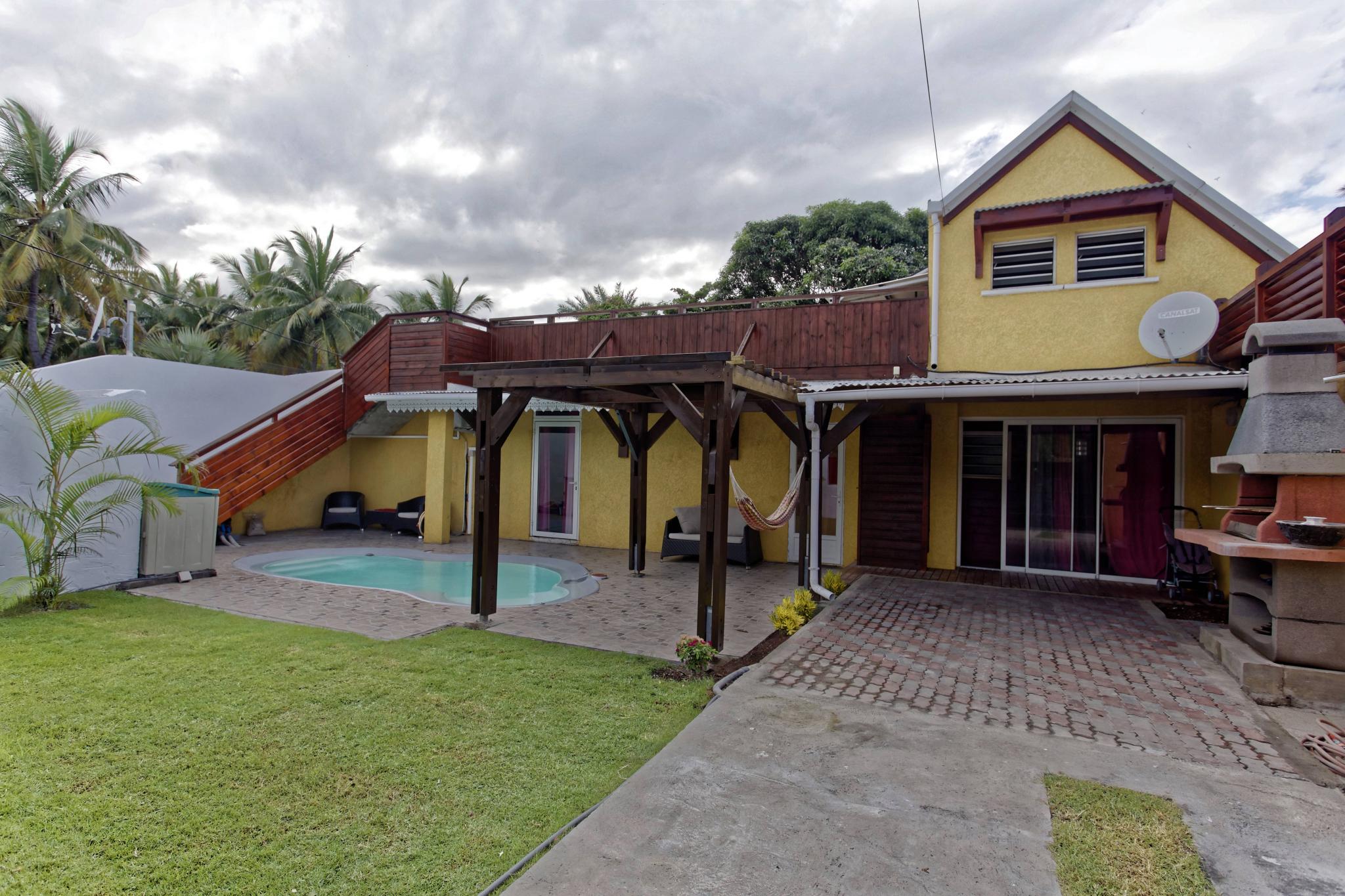 Achat maison etang sal 97427 r union sud r f 102099 460 for Achat maison sud