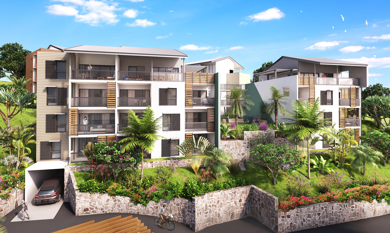 Achat appartement t2 saint leu 97436 r union ouest for Achat appartement