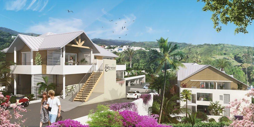 Achat maison villa saint denis 97400 r union nord r f for Achat maison programme neuf