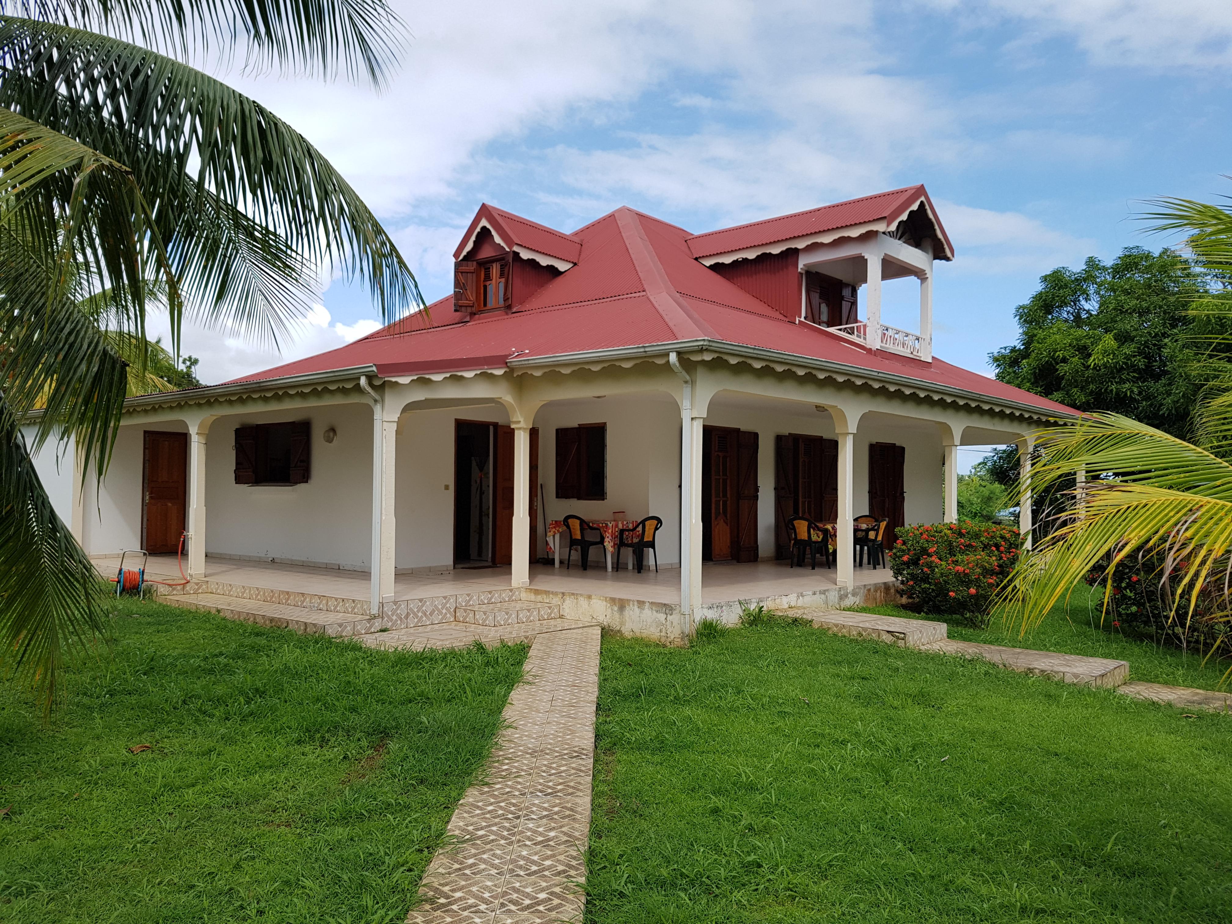 Achat maison capesterre belle eau 97130 guadeloupe basse for Achat maison sud