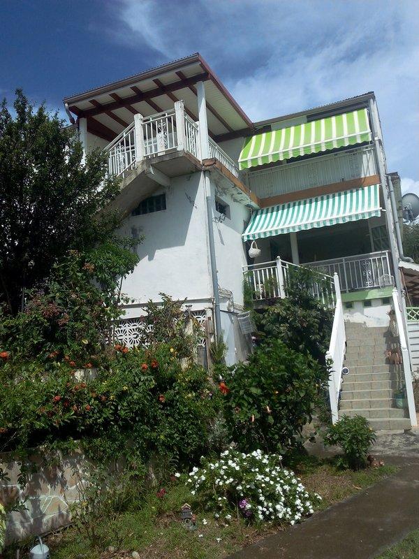 Achat maison villa baillif 97123 guadeloupe basse terre for Achat de maison en guadeloupe