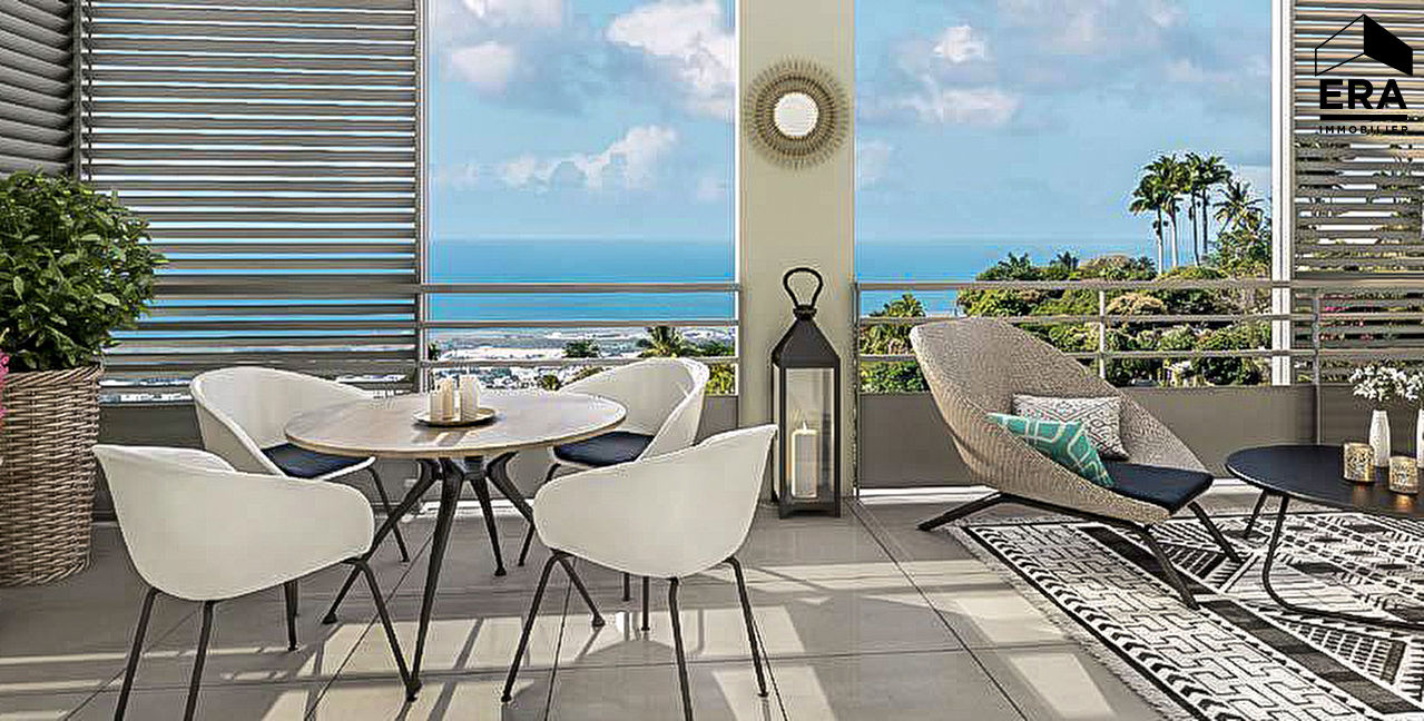 achat appartement saint denis 97400 r union nord r f vo 05. Black Bedroom Furniture Sets. Home Design Ideas