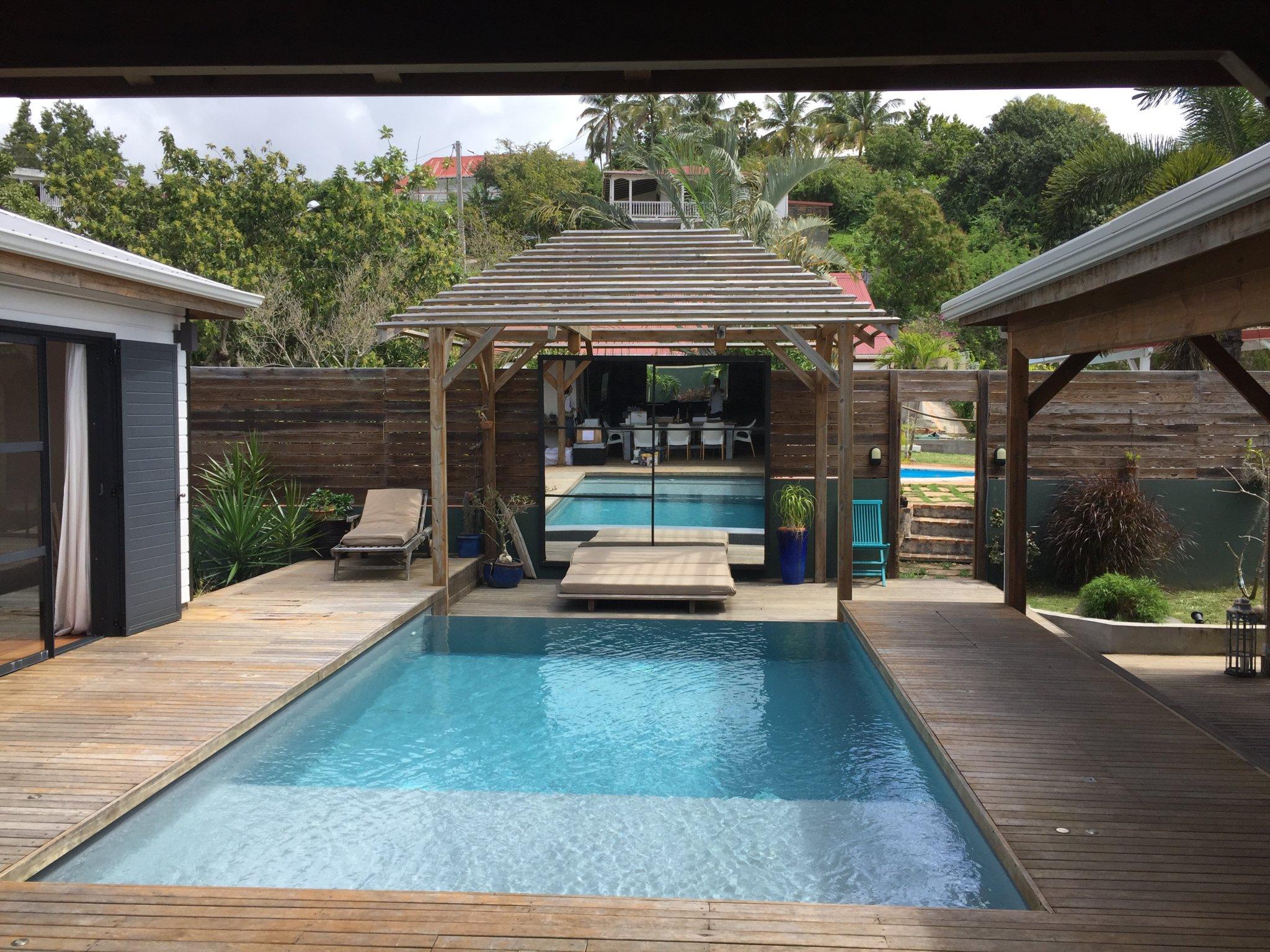 Location villa le gosier 97190 guadeloupe grande terre for Ca location immobilier