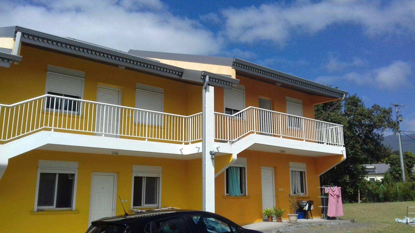 Location Appartement Bras Panon