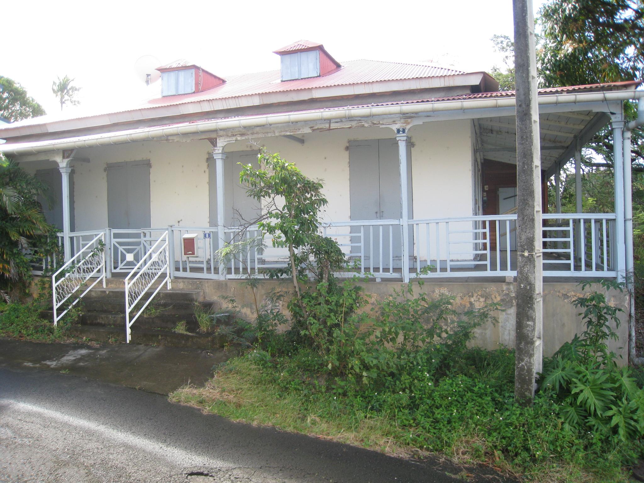 achat maison villa basse terre 97100 guadeloupe basse terre sud r f 2390