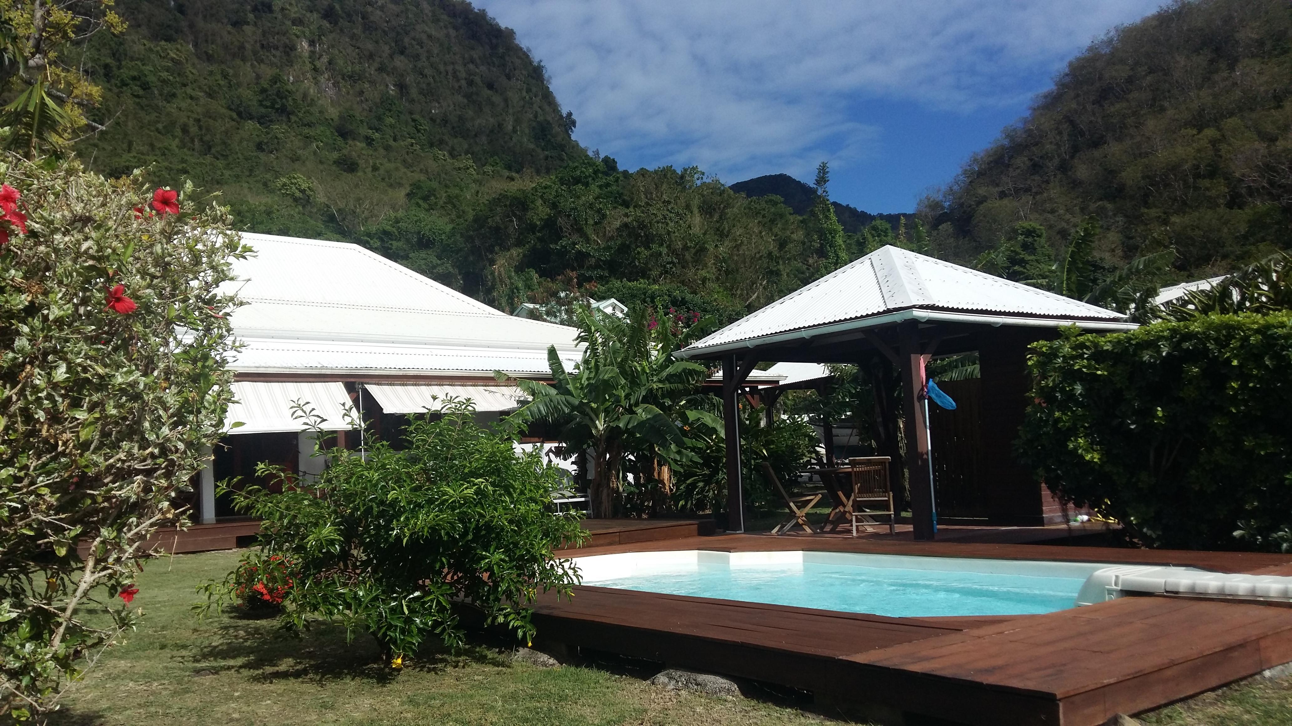 Achat maison villa gourbeyre 97113 guadeloupe basse for Achat maison sud est