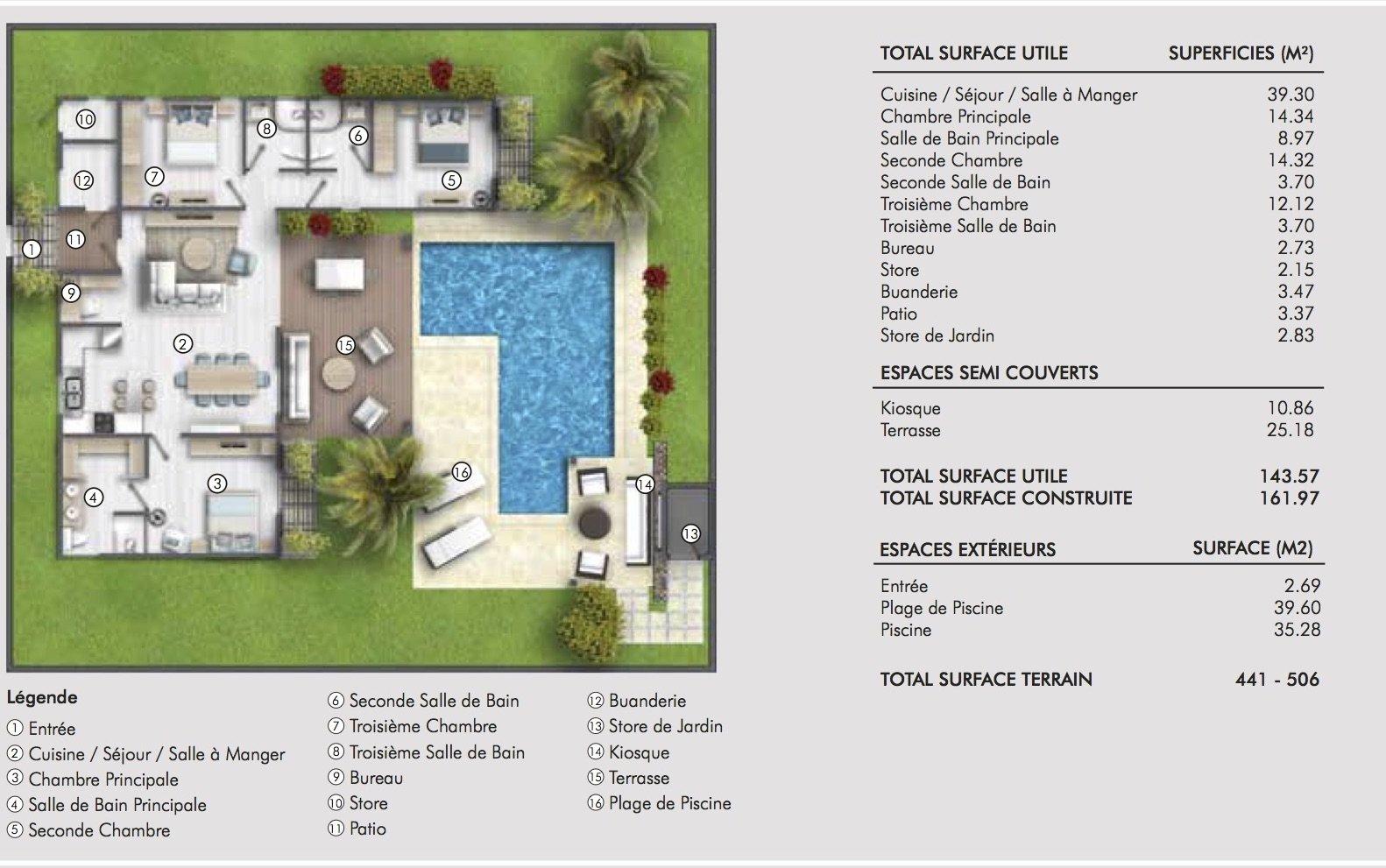 Salle De Bain La Reunion ~ achat villa saint gilles les bains 97434 r union ouest r f ile